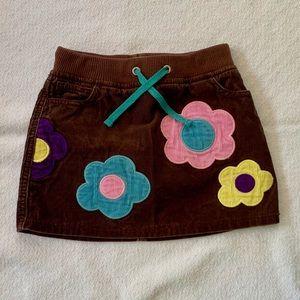 Mini Boden Corduroy Skirt 2-3Y